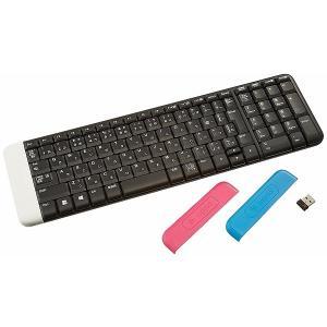 新品 お取寄品 ロジクール Logicool キーボード ワイヤレスキーボード テンキー付 コンパクトサイズ Wireless Keyboard K230|e-device