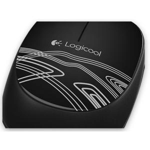 新品 お取寄品 ロジクール Logicool マウス 有線マウス 簡単接続 両手 Mouse M105BK ブラック|e-device|03