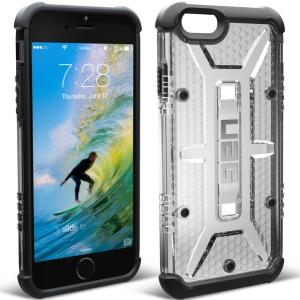 アウトレット メール便可 UAG-IPH6S-ICE iPhone6s iPhone6 コンポジット ケース クリア 国内正規代理店品 URBAN ARMOR GEAR e-device