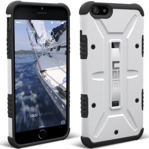 アウトレット メール便可 UAG-IPH6SPLS-WHT iPhone6s plus iPhone6 plus コンポジット ケース ホワイト 国内正規代理店品 URBAN ARMOR GEAR e-device