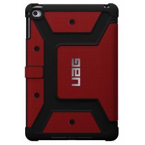 アウトレット メール便可 UAG-IPDM4-RED iPad mini 4 用 ケース フォリオ ケース レッド 国内正規代理店品 URBAN ARMOR GEAR|e-device