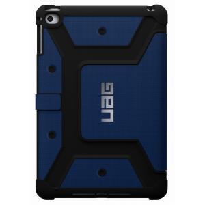 アウトレット メール便可 UAG-IPDM4-CBT iPad mini 4 用 ケース フォリオ ケース ブルー 国内正規代理店品 URBAN ARMOR GEAR|e-device
