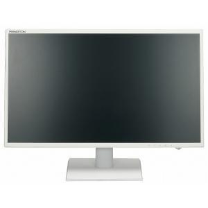送料無料 アウトレット 22型 21.5インチ 広視野角 ワイド液晶モニター ディスプレイ ノングレア 非光沢 フルHD HDMI DVI VGA ホワイト PTFWLT-22W プリンストン|e-device