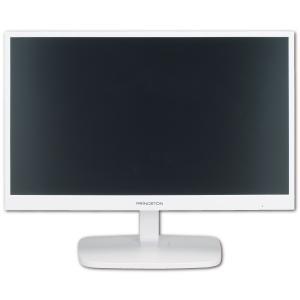送料無料 アウトレット 22型 21.5インチ 広視野角 ワイド液晶モニター ディスプレイ ノングレア 非光沢 フルHD HDMI DVI VGA ホワイト PTFWDE-22W プリンストン|e-device