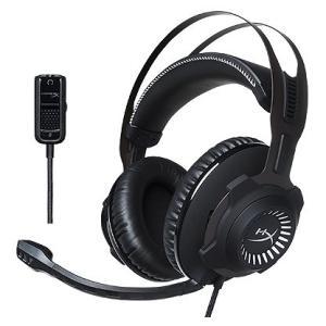 アウトレット HX-HSCR-GM キングストン ゲーミングヘッドセット HyperX Cloud Revolver ガンメタル for PC&PS4|e-device