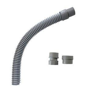 防振・防虫用 強化ディスポーザー排水ホースセット|e-disposer