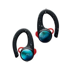 Bluetooth 完全ワイヤレス イヤホン Plantronics BackBeat FIT 3100 ブラック コードレスイヤホン iPhone スポーツ用 ランニング用 イヤフォン (送料無料)|e-earphone