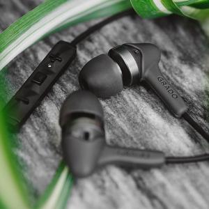 GRADO グラド iGe3 高音質 iPhone リモコン付き ハンズフリー カナル型イヤホン (送料無料)|e-earphone