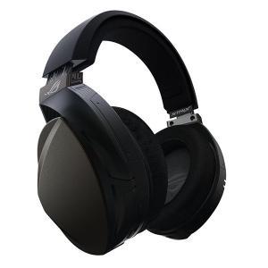 ワイヤレス ゲーミングヘッドセット ASUS ROG Strix Fusion Wireless (ROG STRIX F-WIRELESS) PS4 長寿命バッテリー 高音質 ボイスチャット (送料無料)|e-earphone