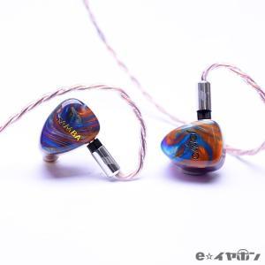 (在庫限り)Jomo Audio Jomo Samba II (Universal Fit) 8ドライバ搭載 高音質 カナル型 イヤホン (送料無料) e-earphone