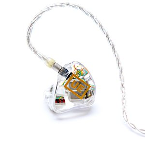 高音質イヤホン Ultimate Ears アルティメットイヤーズ UE11PRO To-Go (Universal Fit) (送料無料(代引き不可))ユニバーサル カナル型 イヤフォン (1年保証) e-earphone