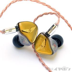 高音質 カナル型 イヤホン EMPIRE EARS エンパイヤーイヤーズ Legend X Japan Gold (Universal fit) (送料無料)|e-earphone