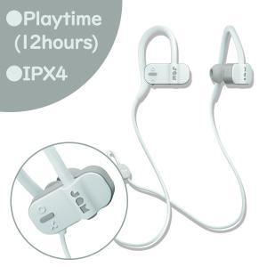 JAM LIVE FAST グレイ おしゃれ ワイヤレス Bluetooth イヤホン 両耳 IPX4 防滴 イヤフォン (送料無料)|e-earphone
