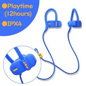 JAM LIVE FAST ブルー おしゃれ ワイヤレス Bluetooth イヤホン 両耳 IPX4 防滴 イヤフォン (送料無料) e-earphone