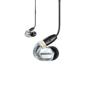 (新製品) SHURE シュア SE425-V+UNI-A ケーブル着脱式 高音質 有線 カナル型 イヤホン e-earphone