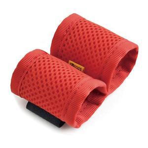 バンナイズ 差し込むだけのハウジング保護用ふわふわツインチューブケース レッド(VD608-RD)|e-earphone