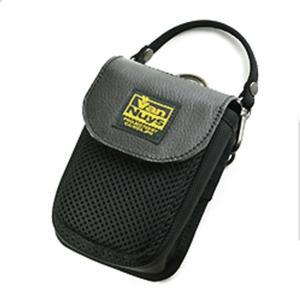 バンナイズ Astell&Kern AK70 MKII用縦型キャリングケースType-B(イヤフォン収納用フロントポケット付き) (送料無料)|e-earphone