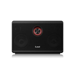 Bluetooth ワイヤレス ポータブル スピーカー IK Multimedia iLoud ブラック e-earphone