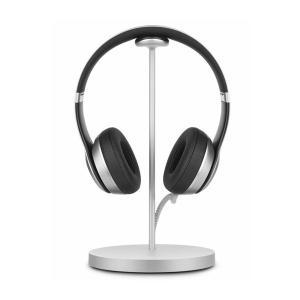 (お取り寄せ) Twelve South Fermata ヘッドホン充電スタンド シルバー(納期お問い合わせください)|e-earphone