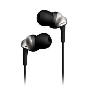 radius(ラディウス) HP-NEF21S(シルバー) 女性にも装着しやすい!おしゃれな (送料無料) e-earphone