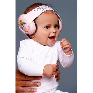 Safe Ears Baby BananaMuffs PINK (送料無料)|e-earphone