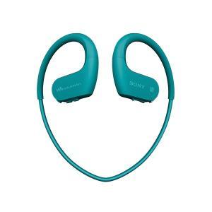 ウォークマン Wシリーズ 本体 Bluetooth機能搭載 SONY ソニー NW-WS623 LM ブルー 4GB (送料無料)|e-earphone