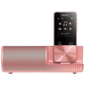 ウォークマン Sシリーズ 本体 SONY NW-S313K PIC ライトピンク (送料無料)|e-earphone