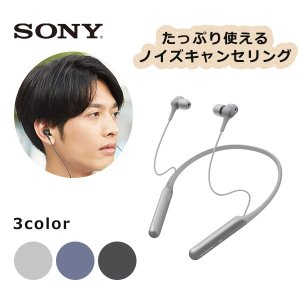 Bluetooth イヤホン SONY ソニー WI-C600N HM(グレー) iPhone ワイヤレス イヤフォン (送料無料)|e-earphone
