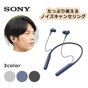 Bluetooth イヤホン SONY ソニー WI-C600N LM(ブルー) iPhone ワイヤレス イヤフォン (送料無料)|e-earphone