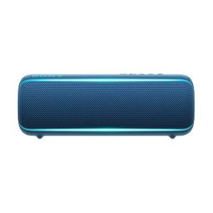 【新製品】SONY ソニー SRS-XB22 LC (ブルー) Bluetooth スピーカー ワイヤレススピーカー 高音質 防水|e-earphone
