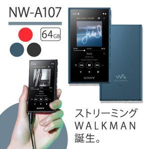 2019年モデル Aシリーズ ウォークマン SONY ソニー NW-A107 LM (ブルー)64G...