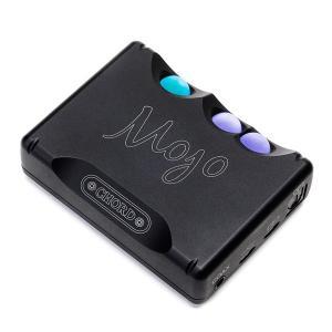 CHORD コード CHORD Mojo Black 高出力ポータブルヘッドホンアンプ&DAC