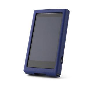 (在庫限り)Miter(ミター)MITER NW-A30シリーズ用PUレザーケース ブルー(MT-A30-CASE-NVY)|e-earphone