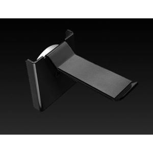 NBROS ヘッドホンスタンド(強力マグネット式/フックタイプ)(NB-HSTA02SM)(どこでも自由に取付が可能な強力マグネット付きヘッドホンスタンド)|e-earphone