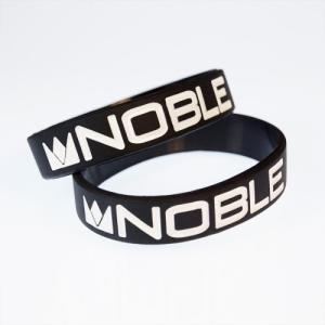 Noble Audio Noble Band(シリコンバンド 1個) ( ポータブルオーディオ機器/モバイルバッテリーを束ねるのに便利なシリコンバンド) e-earphone