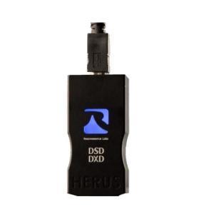 Resonessence Labs(レゾネッセンスラボ) HERUS+(RSL-HRSP)ヒールスプラス(ポータブルUSB-DAC )|e-earphone