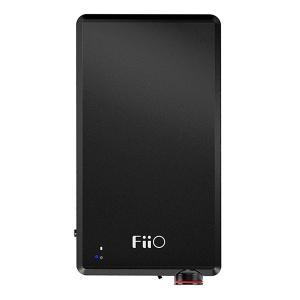 ポータブルヘッドホンアンプ FiiO A5 Black (FIO-A5-B) 国内正規品 (送料無料) e-earphone