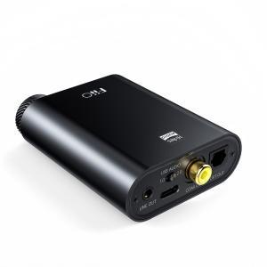 FiiO K3 (FIO-K3-B)  DSD対応USB DAC内蔵 デスクトップ用 ヘッドホンアン...