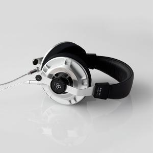 final ファイナル D8000 Pro Edition Silver 【FI-D8PPALS】 平面磁界型ヘッドホン ヘッドフォン (送料無料)|e-earphone