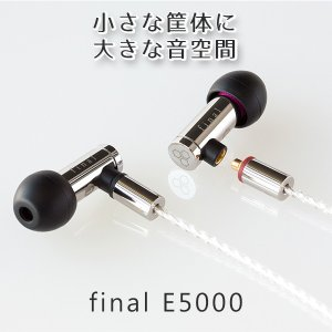 final E5000