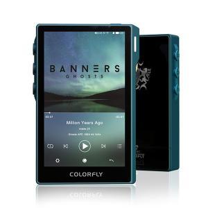 (新製品) COLORFLY U6 ハイレゾ対応 ポータブル オーディオ プレイヤー 高音質 デジタルオーディオプレーヤ 音楽プレーヤー (送料無料)|e-earphone