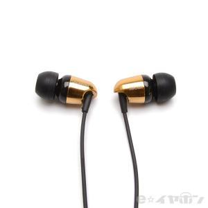 SATOLEX サトレックス Tubomi DH302-A1Bs 真鍮ハウジングモデル 高音質 カナル型 イヤホン (送料無料)|e-earphone