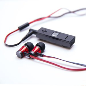 SoftBank SELECTION GLIDiC Sound Air WS-3000/レッド SB-WS32-MRST/RD( Bluetooth ワイヤレスイヤホン)