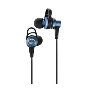 カナル型 イヤホン Blue Ever Blue ブルーエバーブルー Model 900 Blue (送料無料)|e-earphone