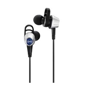 Blue Ever Blue ブルーエバーブルー Model 1200 Silver カナル型 有線 高音質 イヤホン イヤフォン (送料無料)|e-earphone