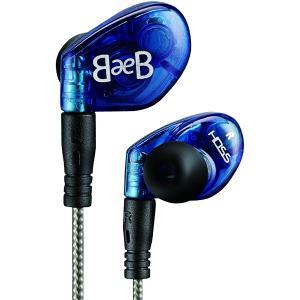 Blue Ever Blue Model 2000EX BLUE ブルー カナル型 有線 高音質 イヤホン イヤフォン (送料無料)|e-earphone