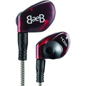 Blue Ever Blue Model 2000EX RED レッド カナル型 有線 高音質 イヤホン イヤフォン (送料無料)|e-earphone