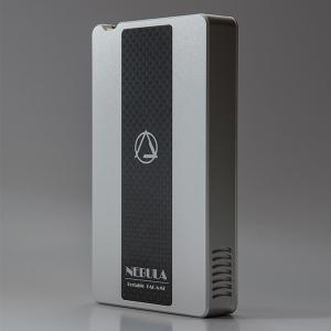 AROMA(アロマ) Nebula N10( DAC内蔵ポータブルヘッドフォンアンプ)(納期お問い合わせください) (送料無料) e-earphone