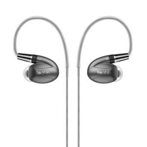 Beat in Hybrid ハイレゾ対応 シルバー おしゃれ カナル型 有線 高音質 イヤホン イヤフォン (送料無料)|e-earphone
