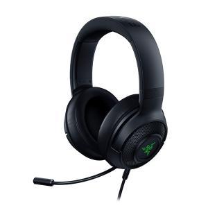 Razer レイザー ゲーミング ヘッドセット Kraken X USB PC向け マイク付き ヘッ...